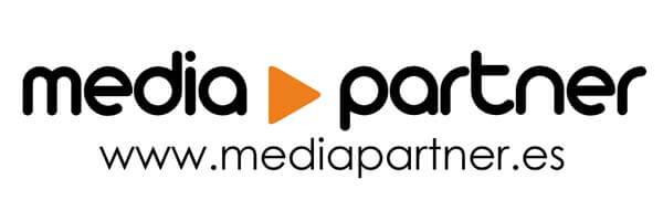 logotipo de MEDIA PARTNER COMUNICACION EN PRIMERA PERSONA SL