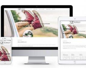 Zelebralo – Web Corporativa Responsive