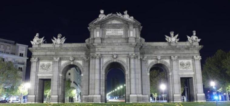 Fotos de Madrid de Noche