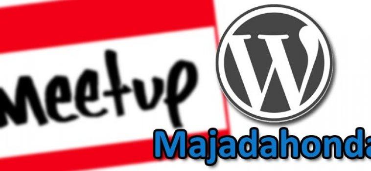 Tercer Meetup WordPress Majadahonda