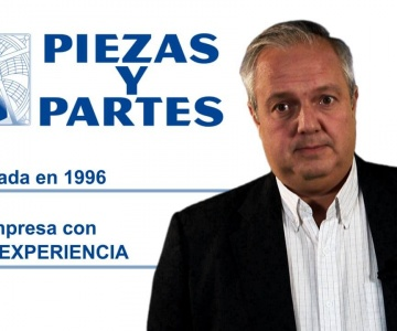 Piezas y Partes – Vídeo corporativo