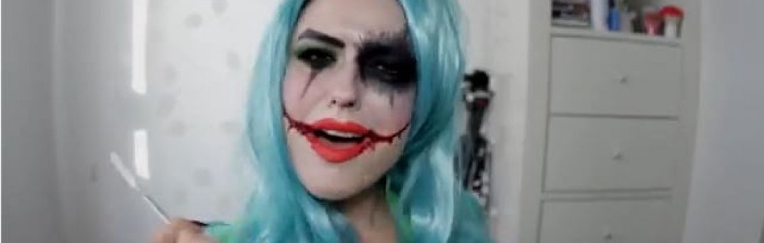 Vídeo de maquillaje para Halloween